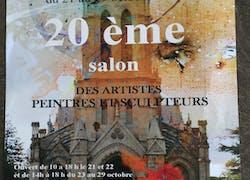 20Ème salon des artistes peintres & sculpteurs