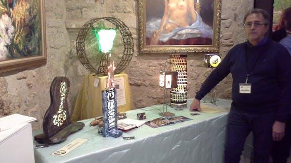 20 Eme Salon International Arts Mony Pezenas
