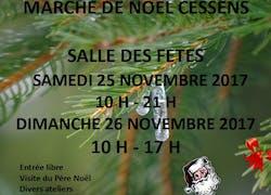 Marché de Noël à Cessens