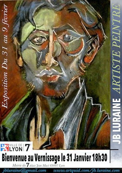 Plus d'une Vingtaine d'oeuvre de Jb Luraine