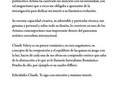 Préface de Juan Rodríguez Pardo