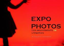 Le mouvement de l'émotion expo photo