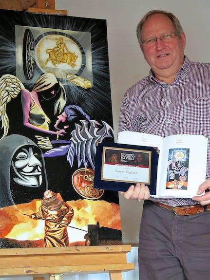 Leonardo Da Vinci - Preis für Rainer Englisch