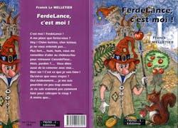 » Ferdelance c'est moi» une nouvelle fantastique de Franck Le Melletier