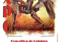 Exposition de peinture à Dijon
