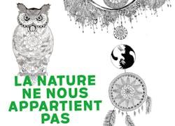 La nature ne nous appartient pas