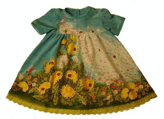 Kleid «Löwenzahn»