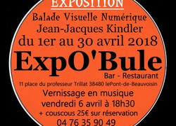Flyer expo avril - mai 2018