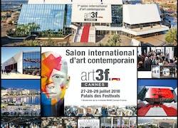 Art3f: salon international d'art contemporain