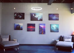 Aquatique Collection: Currently Exhibiting at the PuREST Float Center Trumbull