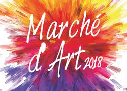A ne pas manquer Marché d'Art 2018