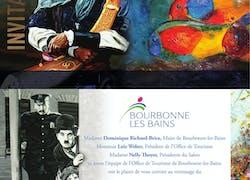 43Eme Salon de Peinture et de Sculpture-Centre Borvo-Office de Tourisme