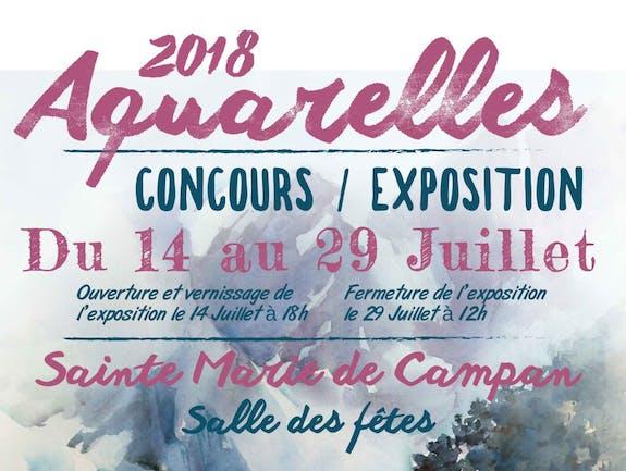 20Ème Expo-concours 2018 à Ste Marie de Campan