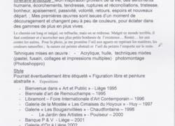 Exposition à Chaudfontaine.