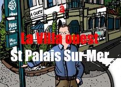 Exposition permanante à Villa Ouest de Saint Palais Sur Mer