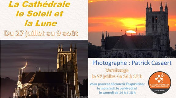 La cathédrale, le soleil et la lune
