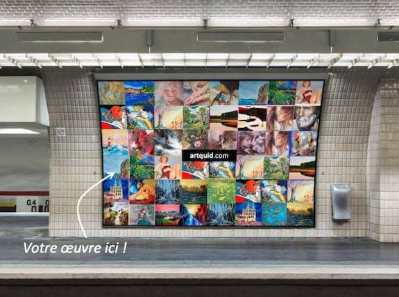 Participez à une Méga Expo dans le Métro Station Châtelet à Paris !