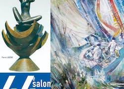 44Ème Salon Art et Matière (26 janvier-3 février 2019).