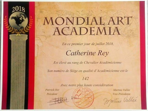 Mondial art academia