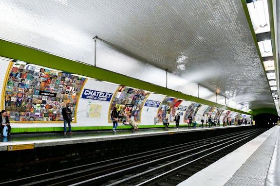 Expo-Métro par ArtQuid : Découvrez en avant-première le quai + les 8 affiches !