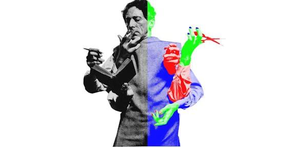 Jean Cocteau «Metamorphosis» Den Bosch Museum, Netherlands