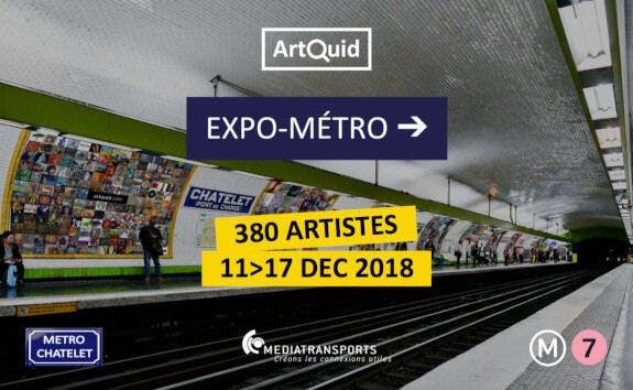 Expo-metro par art quid