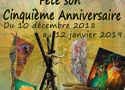 Exposition anniversaire