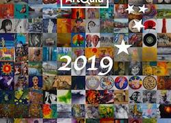 ¡ArtQuid te desea un Feliz Año Nuevo 2019!