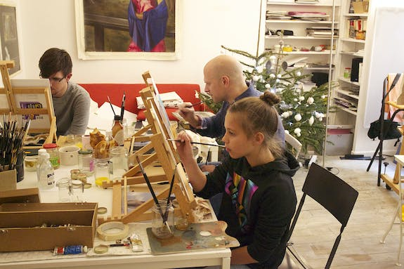 Introduction to painting / The Power of Underpainting