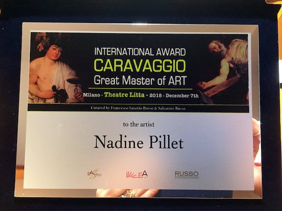 International Prize Caravaggio - Great Master of Art