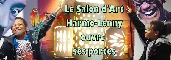 Le Salon d`art Harmo-Lenny