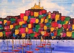 Exposition sur Marseille