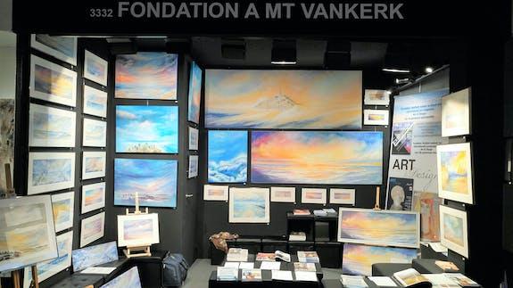 Mon expo personnelle à Bruxelles du 16 au 25 Novembre avec «Art & Design»