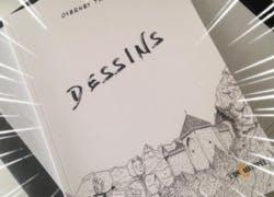 Livre «dessins» Overney Thierry