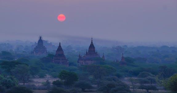 Exposition Destination Birmanie