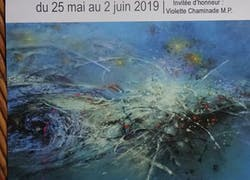 Art du pastel en france giverny 2019