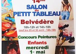 14Ème Salon du Petit Tableau à Serres-Castet