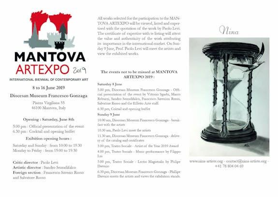 Mantova artexpo 2019