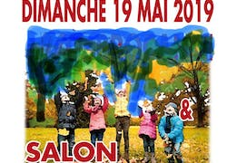 Salon artistique de Fitz James 60600 le 19 mai 2019