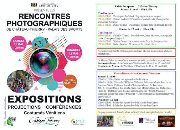 Rencontres Photographiques de Chateau-Thierry
