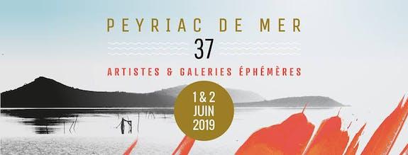 «Peyri'art» Maya Linden expose 1 et 2 juin 2019