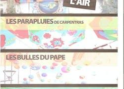 Y a de l'art dans l'air - Festival Les Papillons