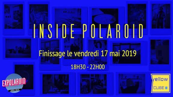Finissage «Inside Polaroid»