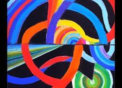 Le Cercle dans l'Art. Expo Enfants et Ados
