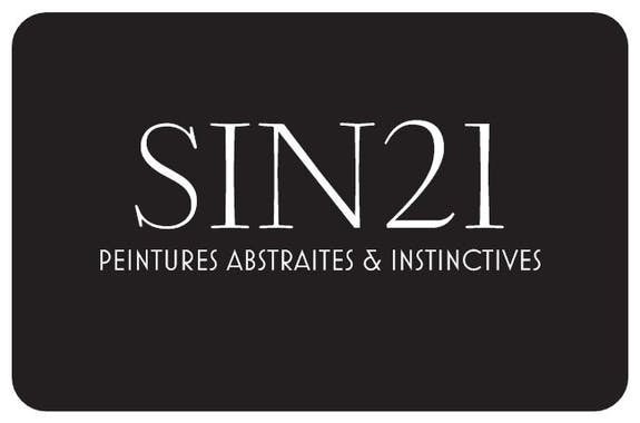 «Sin 21» de l'art urbain à l'art abstrait