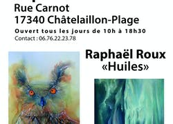 Espace carnot plumes et nature Chatelaillon Charente Maritime