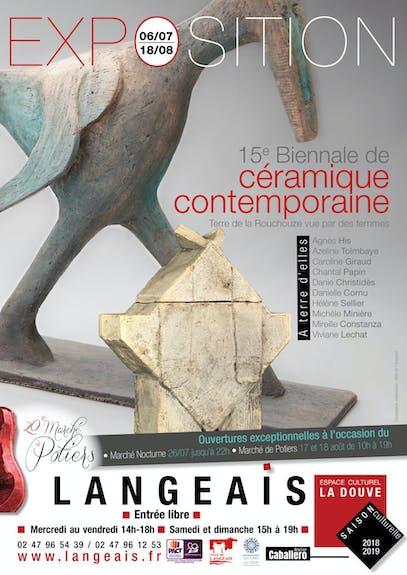 Biennale de ceramique contemporaine de langeais