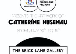 The gaudi art gallery Madrid / The brick lane project 2019 in London