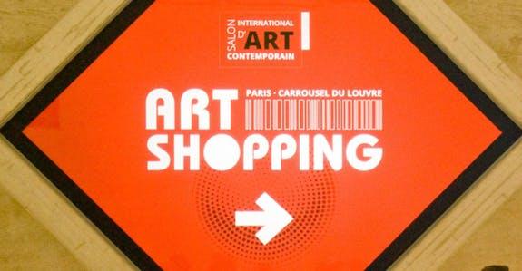 Art Shopping - Carrousel du Louvre
