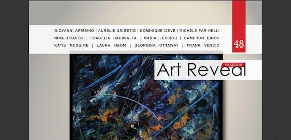 Art Reveal Magazine #48 (London)